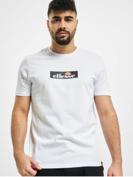 Ellesse T-Shirty Ombrono  bialy