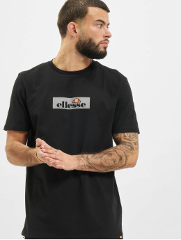 Ellesse T-Shirty Ombrono  czarny