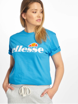 Ellesse T-Shirty Albany niebieski