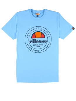 Ellesse T-Shirty Vettorio  niebieski