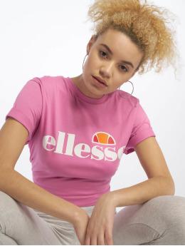 Ellesse T-skjorter Albany lyserosa
