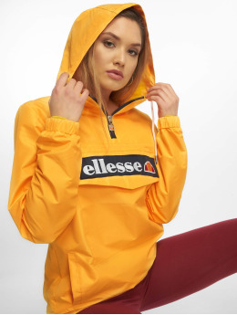 Ellesse Transitional Jackets Mont 1/4 gul