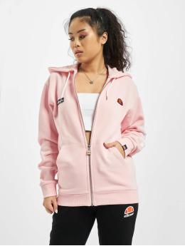 Ellesse Zip Hoodie Serinatas  pink