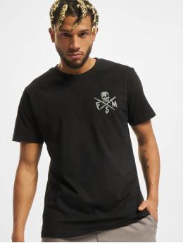 Famous Stars and Straps T-Shirt Stick It schwarz