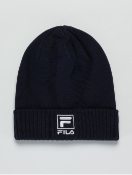 FILA Čepice Slouchy F-Box  modrý