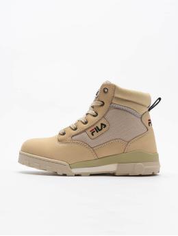 FILA Čižmy/Boots Heritage Grunge II béžová