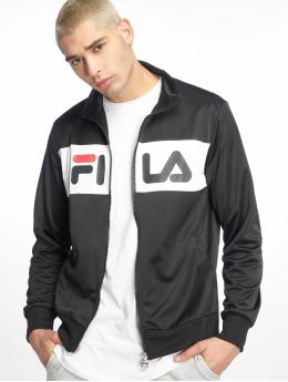 FILA Демисезонная куртка Balin Ul Track черный