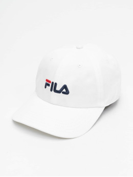 FILA Кепка с застёжкой Urban Line Basic Linear белый