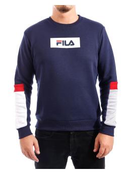 FILA Пуловер Tommy синий