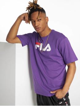 FILA Рубашка Urban Line Pure пурпурный