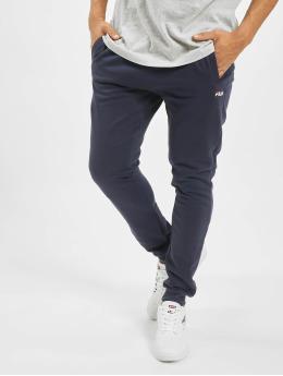FILA Спортивные брюки Edan  синий