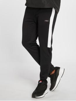 FILA Спортивные брюки Power Line Solar черный