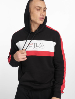 FILA Толстовка Urban Power Line Coronal черный