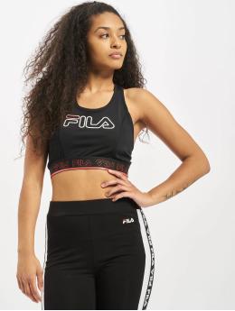 FILA Active Biustonosz sportowy Active UPL Alanna  czarny