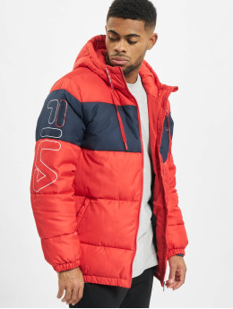 FILA Active Puffer Jacket UPL Dewe rot