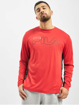 FILA Active Sport Shirts Active UPL Atos red