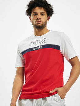 FILA Active T-Shirty Active UPL Lars czerwony