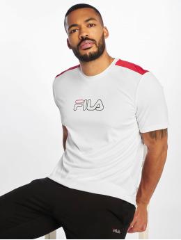 FILA Active T-skjorter Erol Tee Up hvit