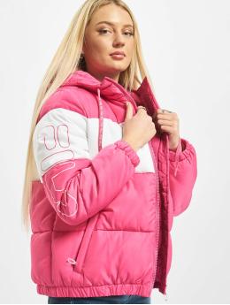 FILA Active Täckjackor Active UPL Addy Oversize Padded rosa