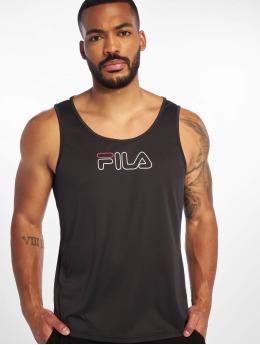 FILA Active Tank Tops Luce  schwarz
