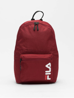 FILA Backpack Urban Line S'cool red