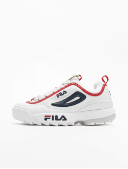 FILA Baskets Heritage Disruptor CB Low blanc