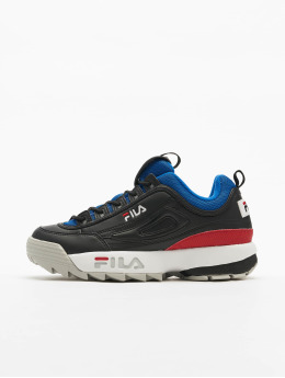 FILA Baskets Heritage Disruptor CB Low noir