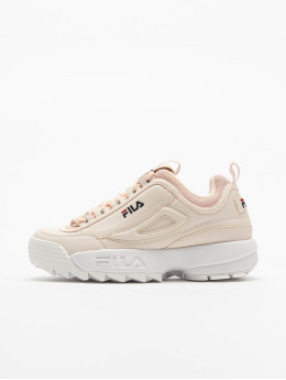 FILA | Heritage Disruptor Low rose Femme Baskets