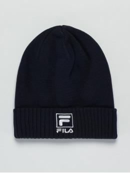 FILA Beanie Slouchy F-Box  blauw