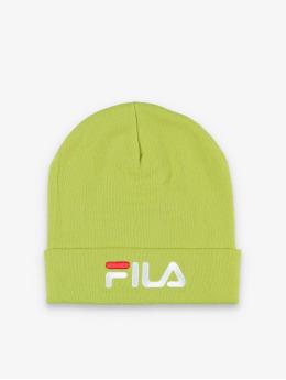 FILA Beanie Urban Line Slouchy Leniar Logo grön
