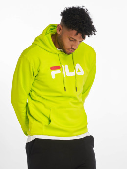FILA Bluzy z kapturem Urban Line Pure zielony