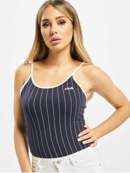 FILA Body Saga Striped blau
