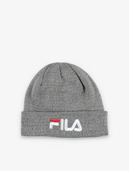 FILA Bonnet Urban Line Leniar Logo  gris