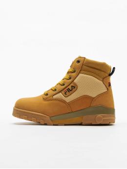 FILA Chaussures montantes Heritage Grunge II Mid  brun