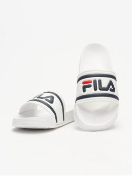 FILA | Sport&style Morro Bay Slipper 2.0 blanc Femme Claquettes & Sandales