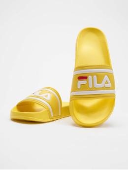 FILA Claquettes & Sandales Base Morro Bay jaune