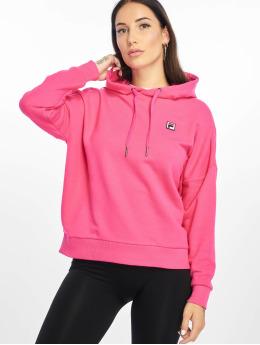 FILA Felpa con cappuccio Urban Line Ada Cropped rosa