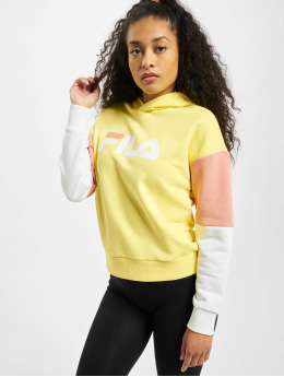FILA Hoodie Barret Cropped yellow