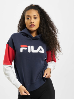 FILA Hoody Barret Cropped blau