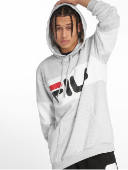 FILA Hoody Urban Line Night Blocked grau