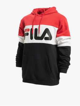 FILA Hoody Night Blocked  rot