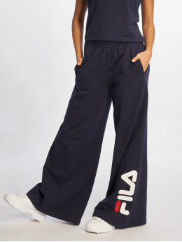 FILA Jogging kalhoty Line Wide Jamaica modrý