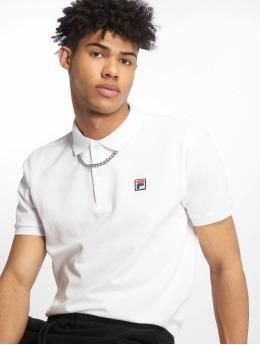 FILA Koszulki Polo Urban Line Edgar bialy