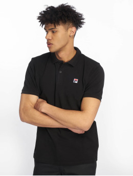 FILA Koszulki Polo Urban Line Edgar czarny