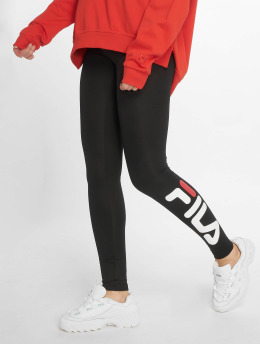 FILA Leggings/Treggings Urban Line Q1931 Flex 2.0 sort