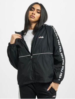 FILA Lightweight Jacket Bianco Tattum Wind black