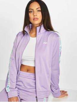FILA Lightweight Jacket Urban Line Strap purple