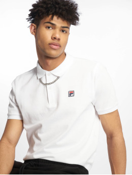FILA Poloshirt Urban Line Edgar white