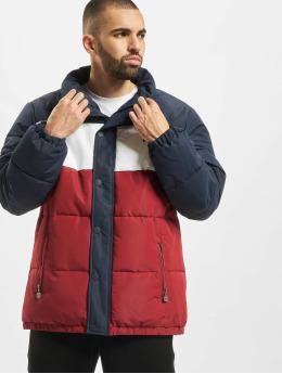 FILA Puffer Jacket Pelle  red