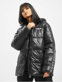 FILA Puffer Jacket Line Shigemi schwarz
